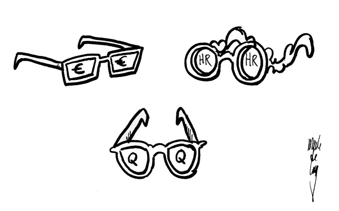 ASPECTSYSTEMEN Over verschillende manieren van kijken naar hetzelfde en het spelen met voor- en achtergrond